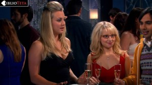 Kaley Cuoco y Melissa Rauch - The Big Bang Theory 04