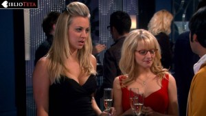 Kaley Cuoco y Melissa Rauch - The Big Bang Theory 05