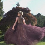 Kate Upton - Vogue making of 13