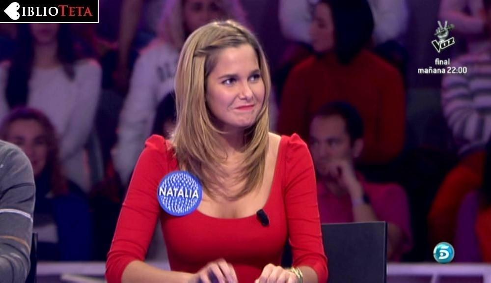 Natalia Sanchez - Pasapalabra 01