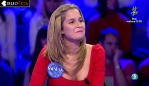 Natalia Sanchez - Pasapalabra 05