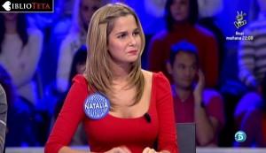 Natalia Sanchez - Pasapalabra 06
