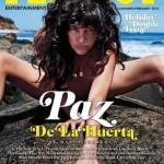 Paz de la Huerta - Playboy 02