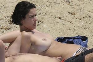 Blanca Romero topless 05