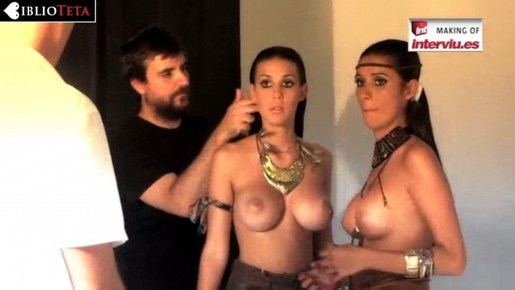 Chabeli Navarro y Cristina Merino - Interviu 01