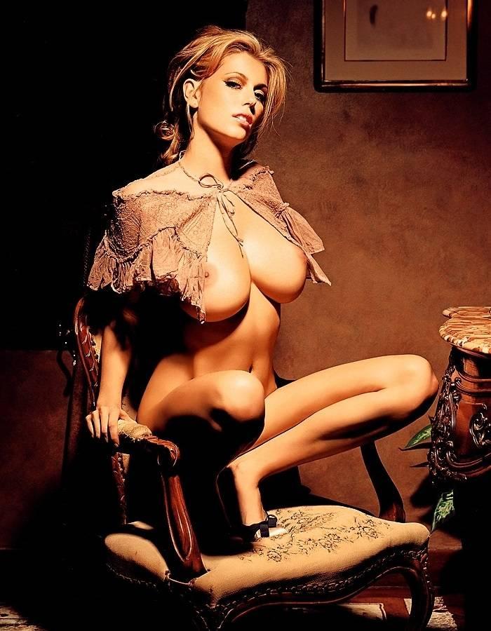 Diora Baird Posando Desnuda Para Playboy