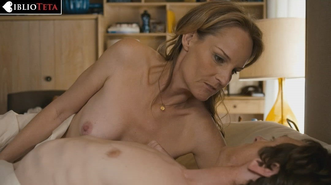 Opinion Helen hunt naked booty consider, what