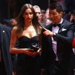 Irina Shayk - Balon de Oro 2012 - 04