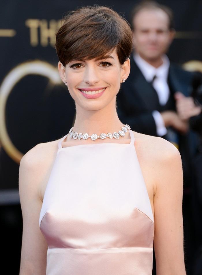 Anne Hathaway - Oscars 2013