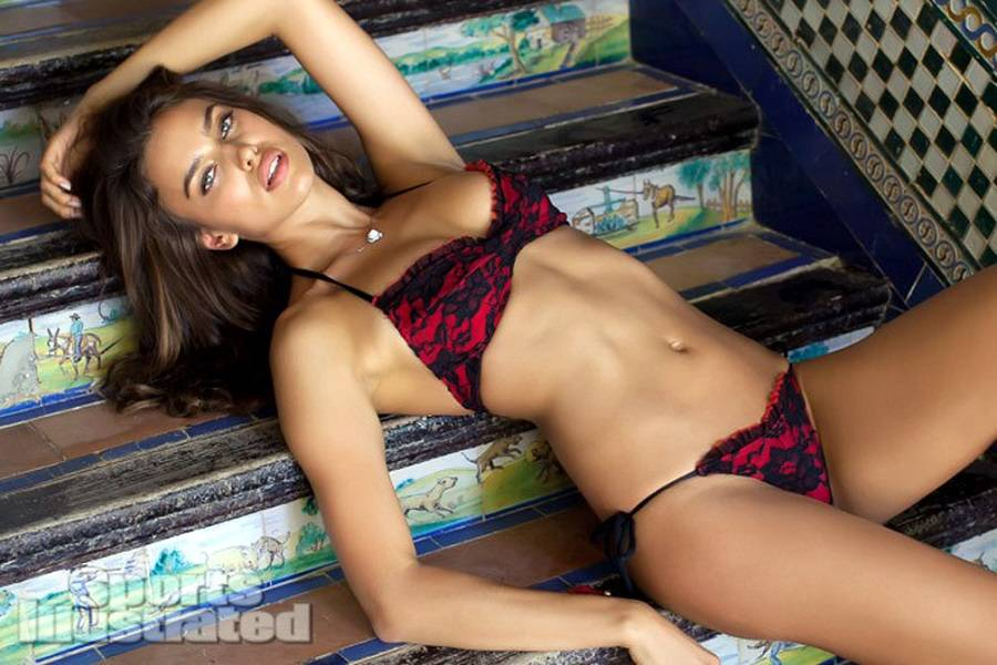 Irina Shayk - Sports Illustrated 2013