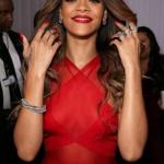 Rihanna - Grammys 10