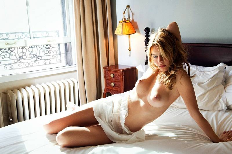 Camille Rowe - Pamela Hanson 01