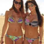 Veronica Hidalgo y Sonia Ferrer