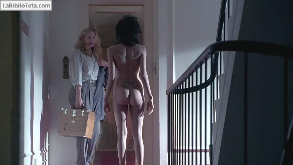 Angelina jolie escena desnuda en gia