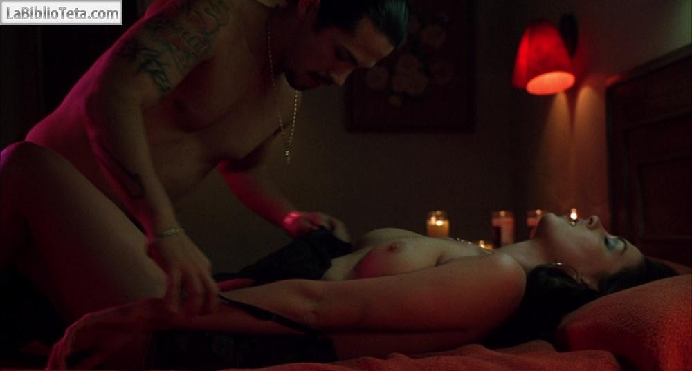 Las increbles tetas de Anna Semenovich al desnudo en