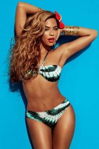 Beyonce - H&M 03