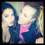 Daniela Blume y Lorena Castell
