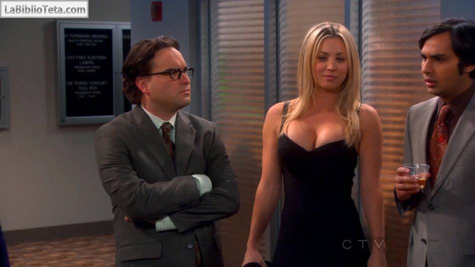 Kaley Cuoco - The Big Bang Theory 01