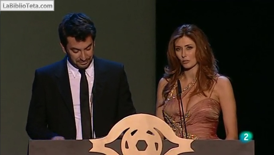 Patricia Betancort - Premios Iris 01
