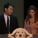 Patricia Betancort - Premios Iris 10