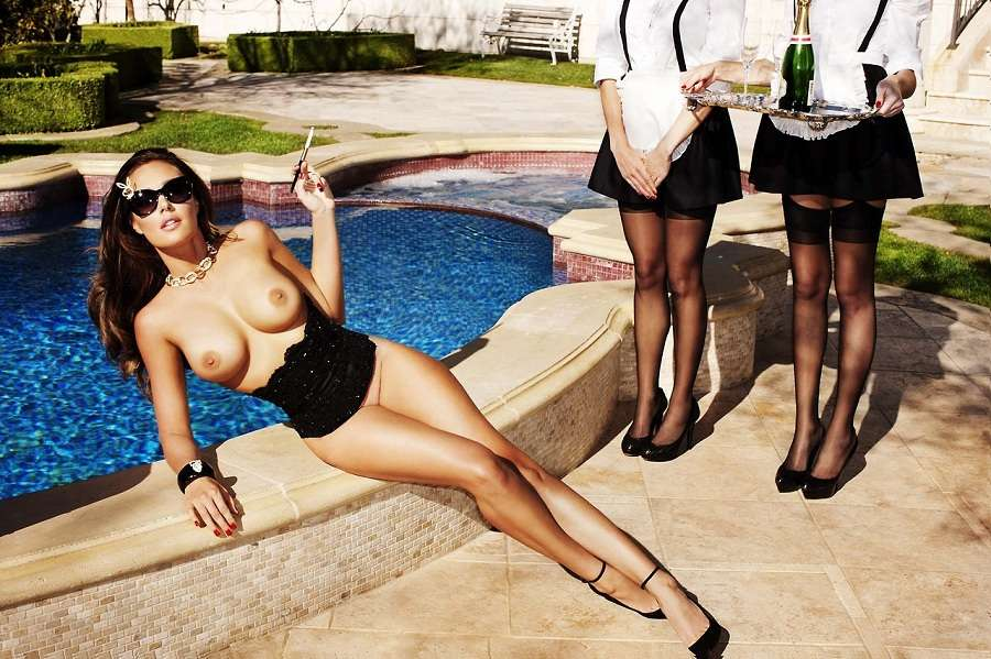 Tamara Ecclestone - Playboy 01