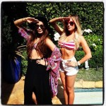 Ashley Tisdale y Vanessa Hudgens