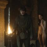 Charlotte Hope y Stephanie Blacker - Game of Thrones 06