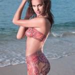 Irina Shayk - SI Bodypaint 11