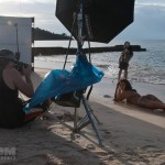 Irina Shayk - SI Making-Of 01