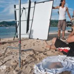 Irina Shayk - SI Making-Of 04