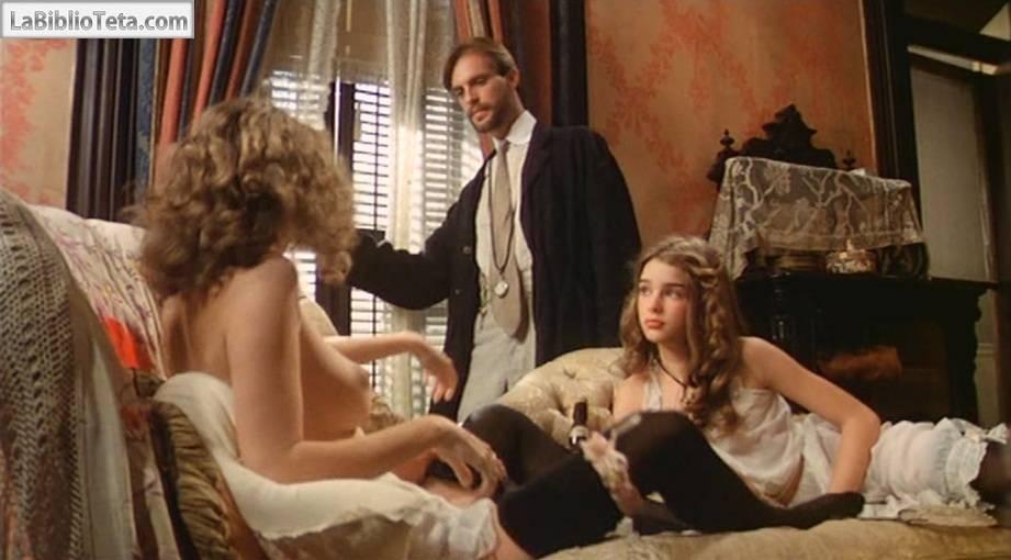 Escena desnuda de Susan Sarandon