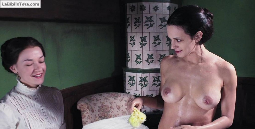 Asia Argento Humping Guy Nude Hustler 1