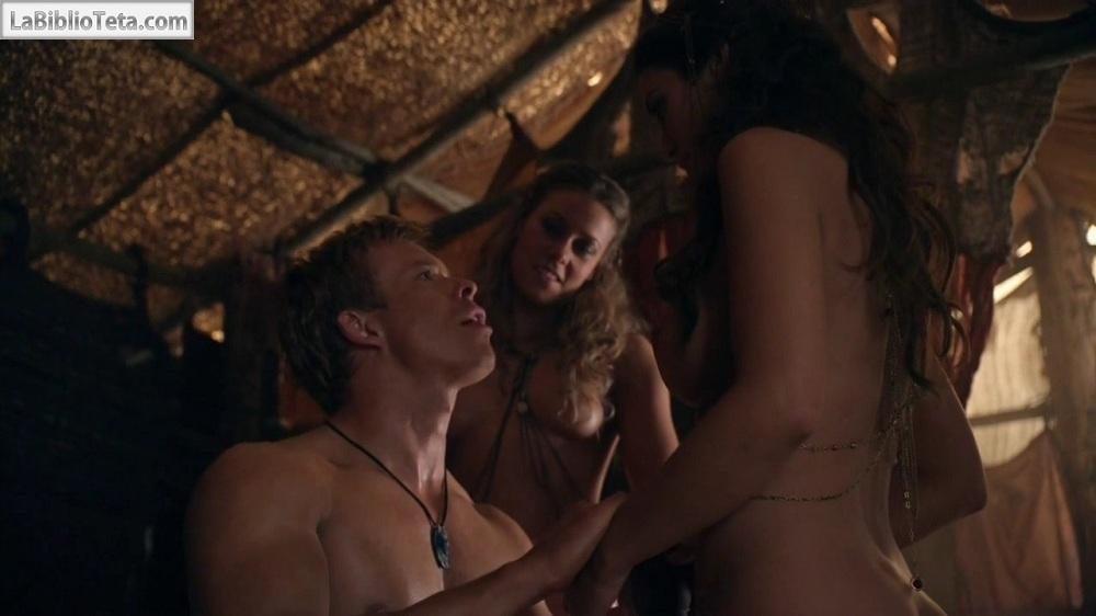 Escenas desnudas en bruno