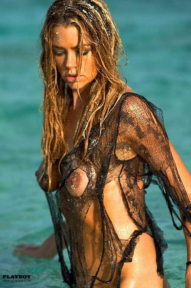 Denise Richards En Playboy