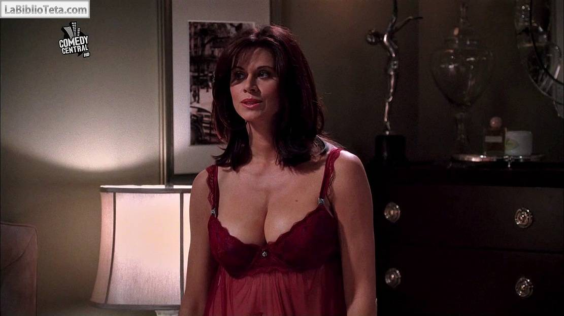 Jennifer Taylor - Two And A Half Men 01