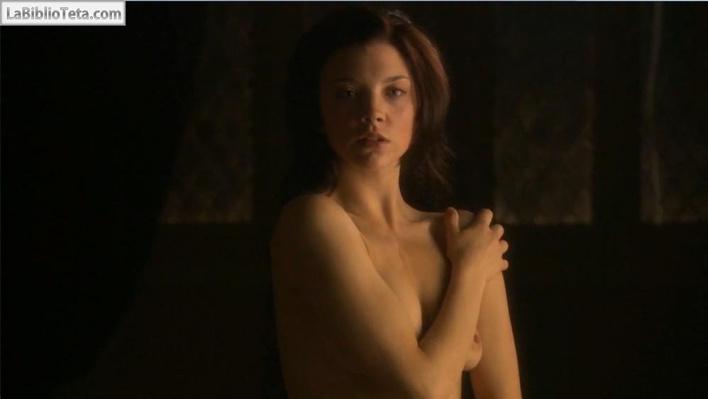 Natalie Dormer Desnuda En Los Tudor