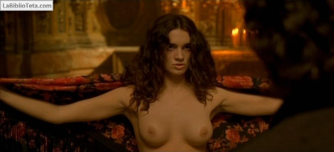 Clips desnudos gratis de paz vega