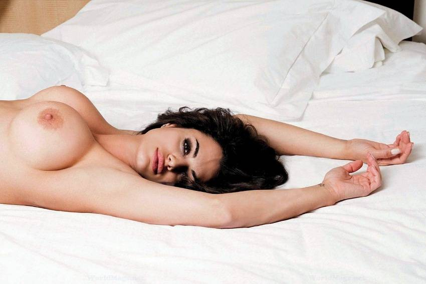 Cristina del Basso - Playboy 01