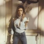 Emily Ratajkowski - Galore Magazine 12