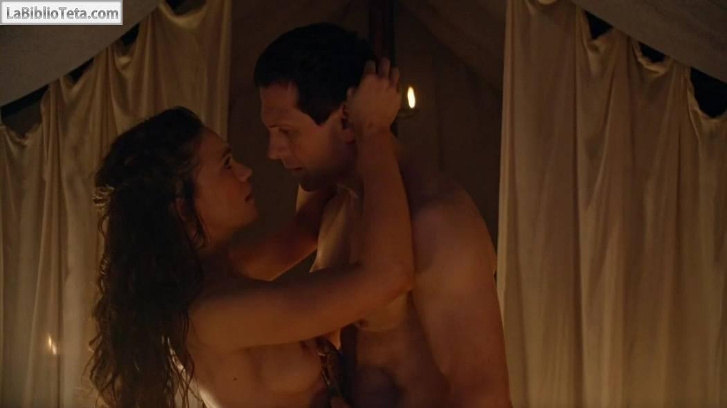 Clips de escenas desnudas de Kruger