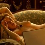 Kate Winslet desnuda en Titanic (1997)