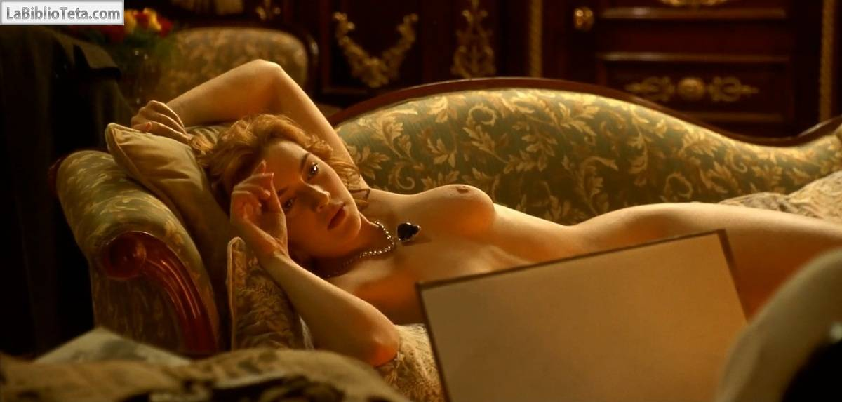 Kate Winslet - Titanic 01