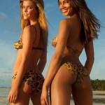 Nina Agdal y Ariel Meredith - Sports Illustrated 09