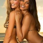 Nina Agdal y Ariel Meredith - Sports Illustrated 12