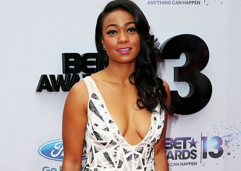 Tatyana Ali - Bet Awards 01