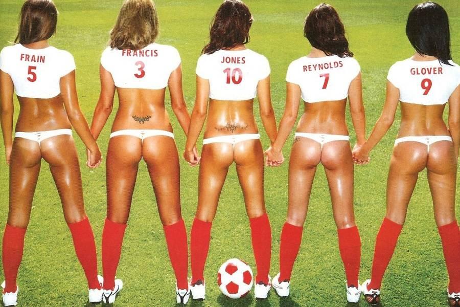 Futbolistas mas atractivas