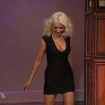 Christina Aguilera - Jay Leno 03