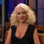 Christina Aguilera - Jay Leno 05