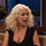Christina Aguilera - Jay Leno 07