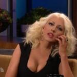 Christina Aguilera - Jay Leno 09